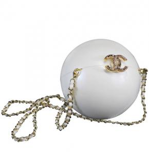 Chanel Limited Edition VIP Pearl Bag