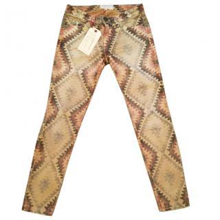 Current Elliott Desert Navajo jeans