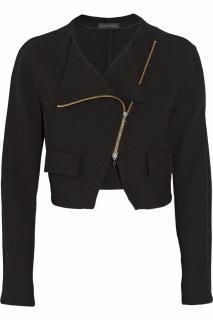 ROLAND MOURET Luciola Wool-Crepe Jacket