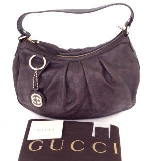 Guccissima hobo bag