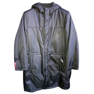 Prada Hooded Parka Jacket