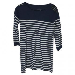 Zadig & Voltaire Stripe Tunic