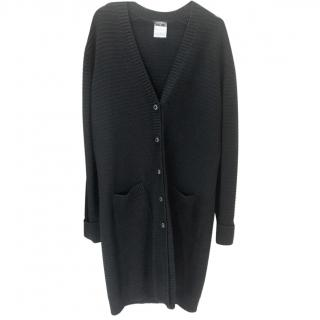 Chanel Cashmere Long Cardigan