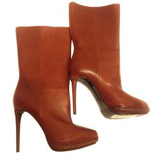 Rodo Bordeaux Boots