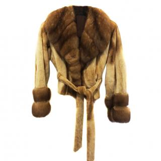 Saga furs sable jacket