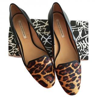 Diane Von Furstenberg Canela Loafers size 9M
