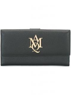 Alexander Mcqueen insignia wallet