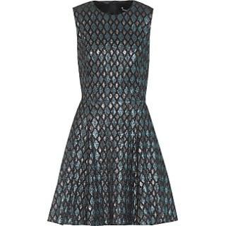 Dolce & Gabbana Lurex Jacquard Dress