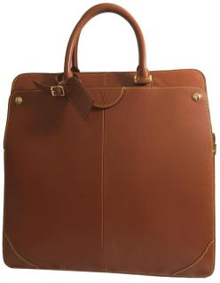 Louis Vuitton Camel Leather Tote