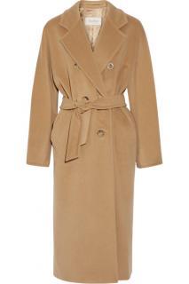 MaxMara 101801 Coat in Camel