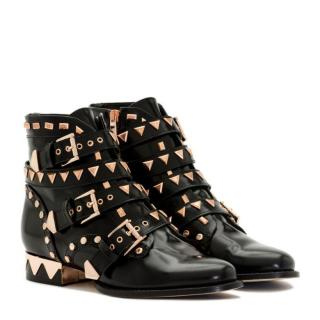 Sophie Webster Biker Boots