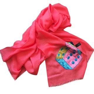 Paul Smith wool shawl