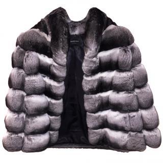 Harrods Chinchilla jacket