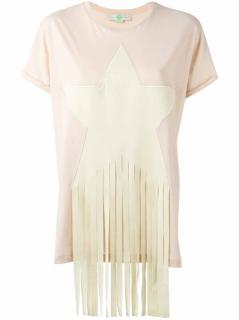 Stella McCartney fringed star top