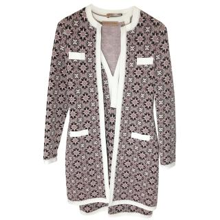 Vicedomini Dress And Jacket Set