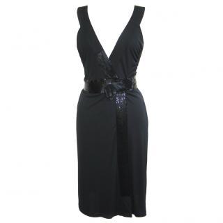 CELINE Runway Beaded Dress