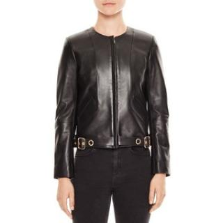 Sandro Stardust Leather jacket