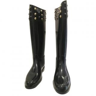 Moschino Cheap And Chic Wellies.