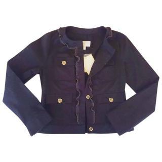 Michael Michael Kors black cotton jacket