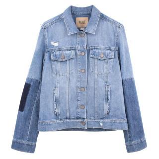 Paige Pierced Rowan Denim Jacket