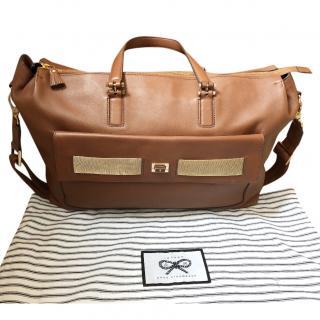 Anya Hindmarch Prancer butter calf leather bag