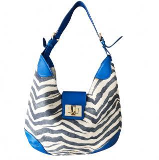 Emilio Pucci Zebra bag