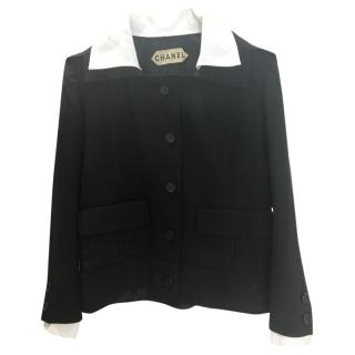 Chanel Couture Little Black Jacket