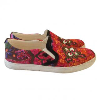 Sam Edelman Canvas flats