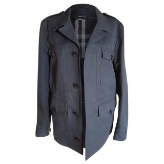 Burberry Gabardine Jacket