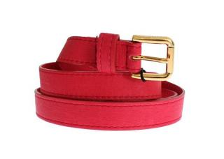 Dolce & Gabbana Pink Belt