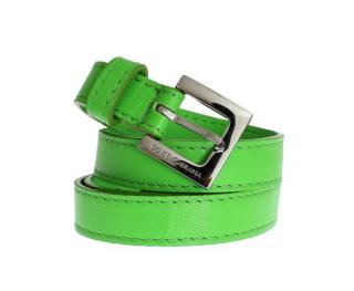 Dolce & Gabbana Green Belt