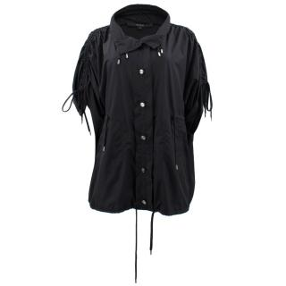 Gucci Black Lightweight Batwing Jacket