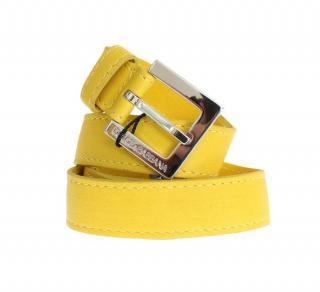 Dolce & Gabbana Yellow Belt