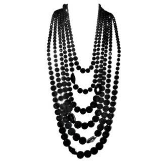Dyrberg/Kern long sautoir/ necklace