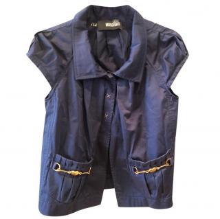 Love Moschino Cap Sleeve Jacket