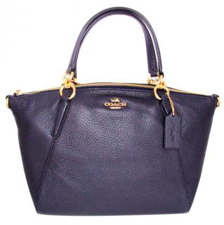 Coach Pebbled Kelsey Tote