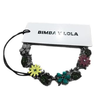 Bimba & Lola floral bracelet
