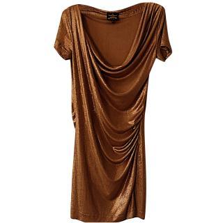 Vivienne Westwood- Bronze Dress