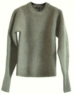 Joseph ribbed wool jumper