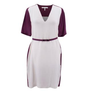 Victoria Beckham V Neck Dress