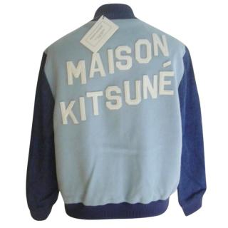 Maison Kitsune Teddy Boy Jacket New