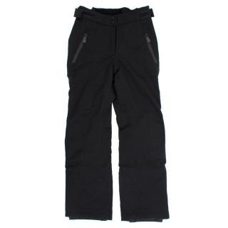 Moncler Black Snow Pants