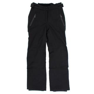 Moncler Black Snow Pants