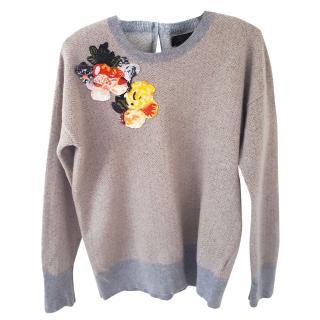 J Crew cashmere weater
