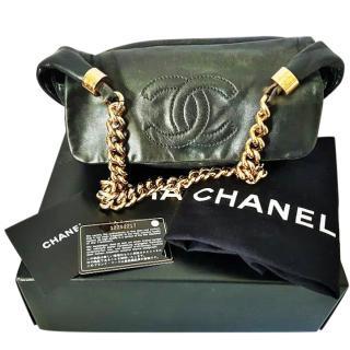 Chanel Rodeo Drive Lambskin Bijoux Chain Shoulder Bag