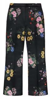 Erdem X H&M Floral Print Trousers