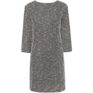 Paul & Joe sister lurex tweed dress