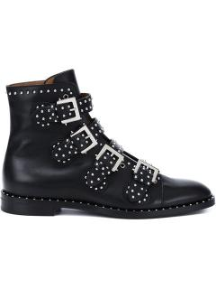 Givenchy Elegant Stud Boots