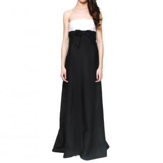 Valentino timeless black gown