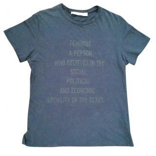 Dior 'Feminist' T Shirt